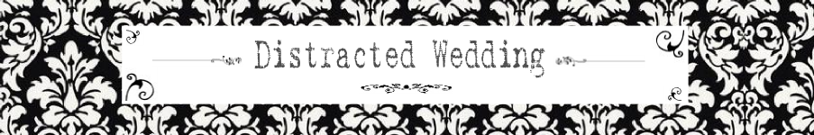 Distracted Wedding