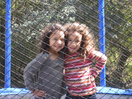 The Girls on the Trampoline