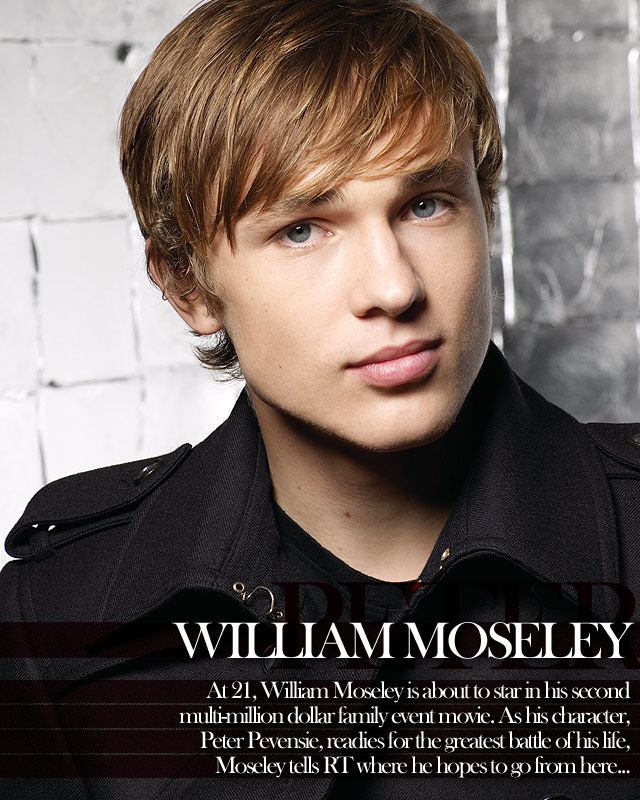 William moseley single
