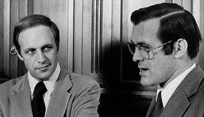 Dick Cheney and Donald Rumsfeld