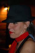 El tango vestido de mujer