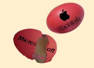 Macintosh vs Microsoft
