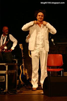 Ο Γκόραν Μπρέγκοβιτς στο Θέατρο Μεσαιωνικής Τάφρου, στη Ρόδο