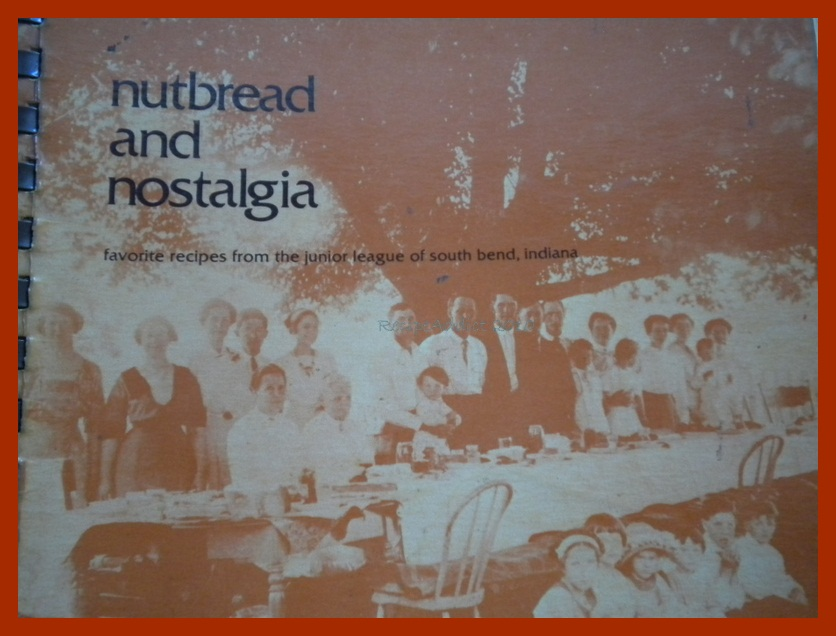 nutbread and nostalgia