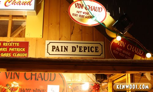 disneyland paris pain epice