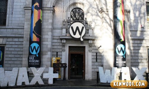 dublin national wax museum plus