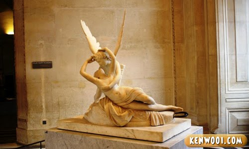canova psyche and cupid