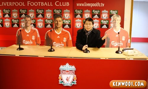 liverpool new manager
