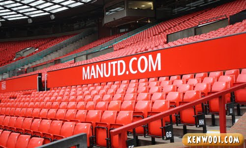 manchester united website