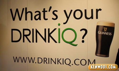guinness drink IQ