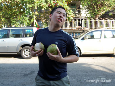 kenny sia coconut boobs