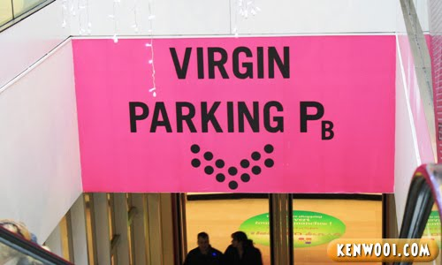 paris le dome virgin parking
