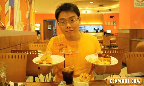 kenwooi fish king meal