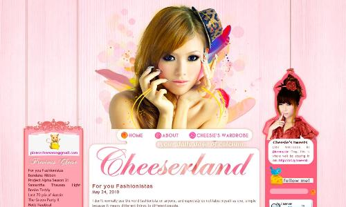 cheeserland website