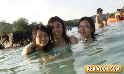 laguna redang island resort girls