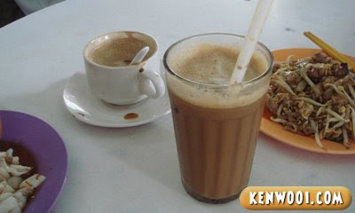 ipoh nam heong white coffee
