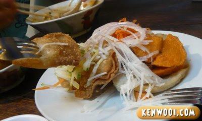malacca jonker street fried food