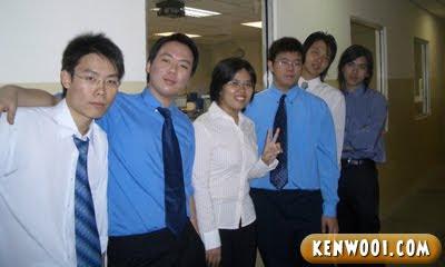 inti degree students