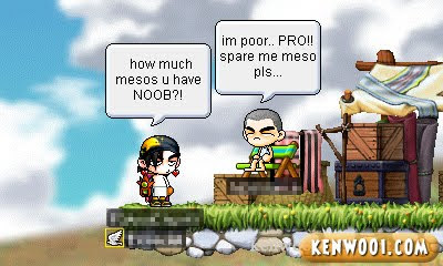maplestory money meso