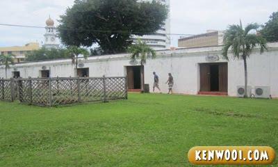 penang fort cornwallis gallery