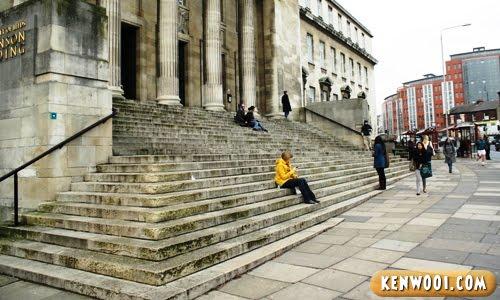 leeds parkinson steps