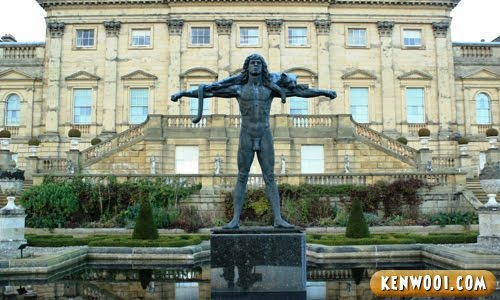 harewood leeds statue uncensored