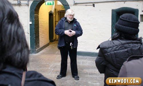 dublin kilmainham gaol tour guide