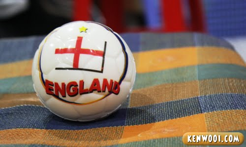england stress ball