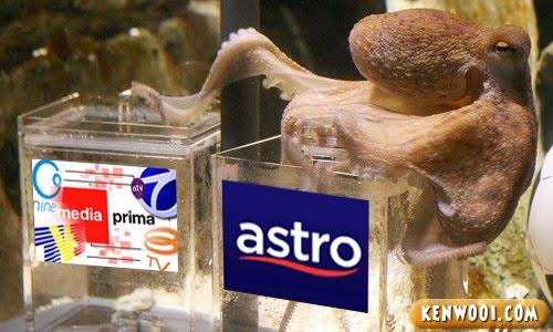 media prima vs astro