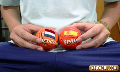 biggest balls