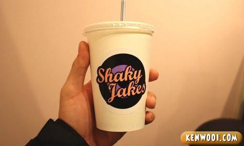 leeds shaky jakes milkshake