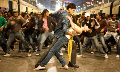 slumdog millionaire jai ho dance