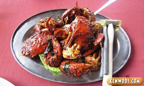klang seafood crab