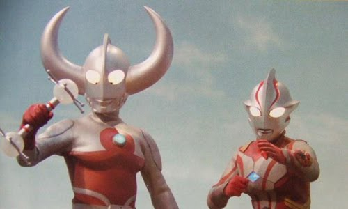 ultraman father