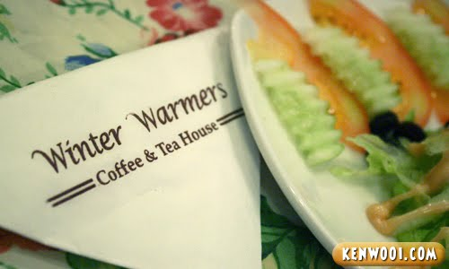 winter warmers tissue