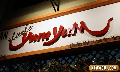 little yum yum kota damansara