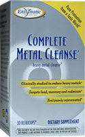 Complete Metal Cleanse