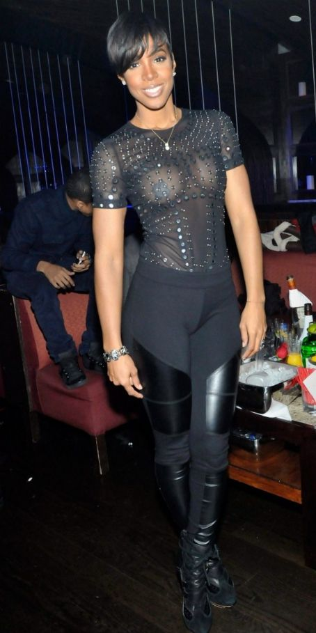 Kelly Rowland Leather