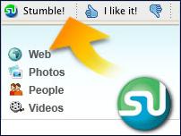 Imagem de visualização de StumbleUpon