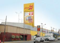 hipermercado plaza vea: