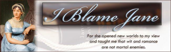 I Blame Jane