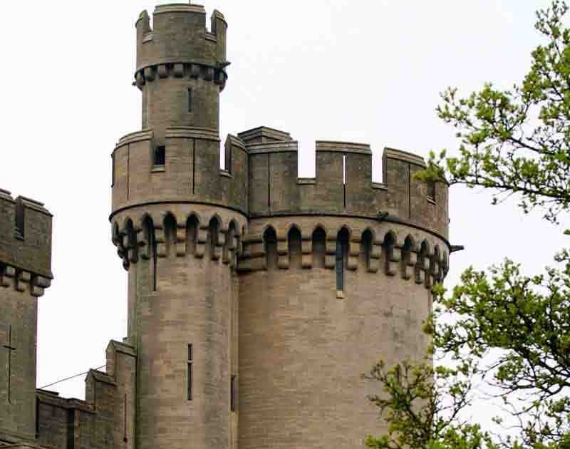 Arundel Castle West Sussex The Ancient Residence Of The