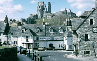 dorset corfe castle