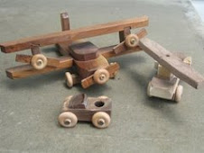 Order Hand Crafted  Wooden Toys