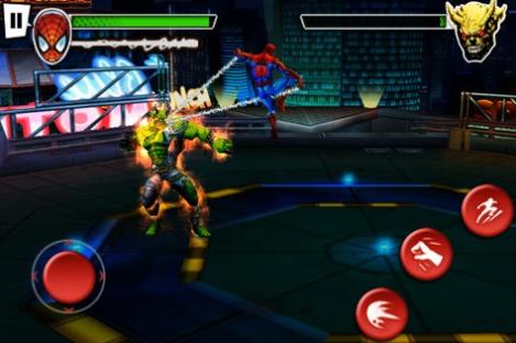 Spider Man – Total Mayhem app for iPhone