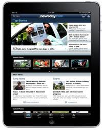 NewsDay Com iPad App
