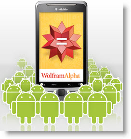 Wolfram Alpha App For Android