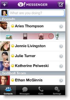 Yahoo Messenger 2.0