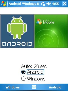 Dual Boot Android Or Windows Mobile