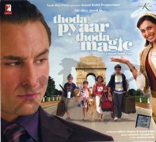 Thoda pyaar Thoda Magic (2008) hindi movie watch online
